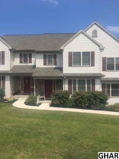 Middletown Single Family Home For Sale: 1272 Overlook Road