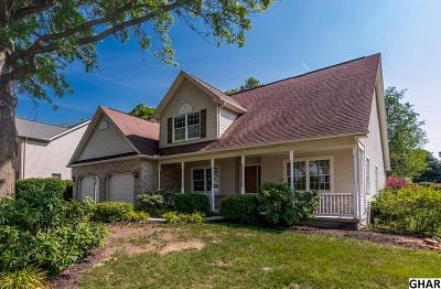 New Cumberland Single Family Home For Sale: 123 Pin Oak Drive