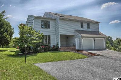 Hummelstown Single Family Home For Sale: 677 S Crawford Road