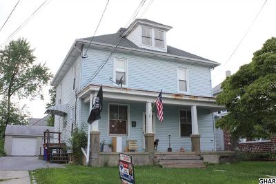 Cumberland County Multi Family Home For Sale: 5 Altoona Avenue
