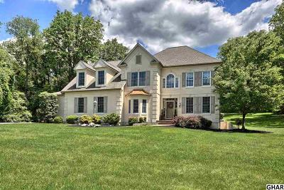Hershey Single Family Home For Sale: 7 Hemlock Ct