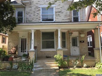 Cumberland County Multi Family Home For Sale: 917 Hummel Avenue