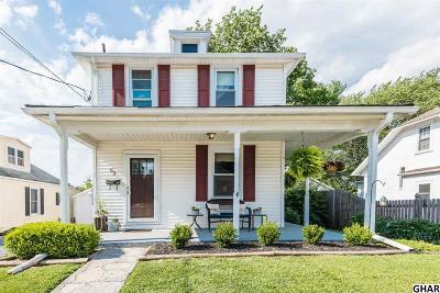 Carlisle Single Family Home For Sale: 63 H St