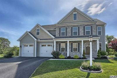 Mechanicsburg Single Family Home For Sale: 26 Bobolink Court