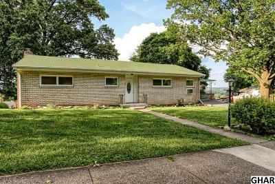 New Cumberland Single Family Home For Sale: 607 Allen Street