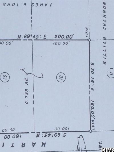 Mechanicsburg Residential Lots & Land For Sale: Lot 12 Martin Road .37