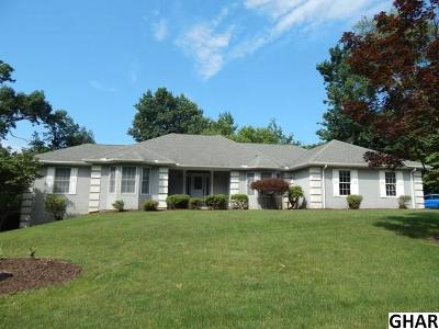 New Cumberland Single Family Home For Sale: 398 Burgoyne Drive
