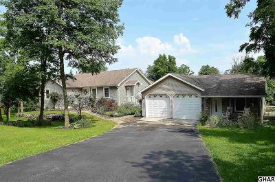 Single Family Home For Sale: 240 Nell Road