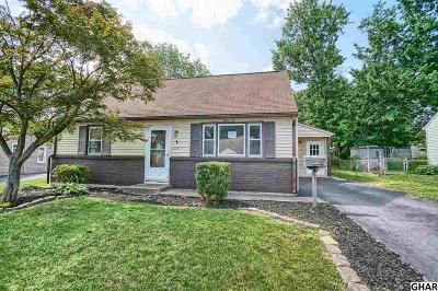Mechanicsburg Single Family Home For Sale: 310 Charles Road
