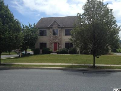 Hummelstown Single Family Home For Sale: 1105 Stone Creek Dr