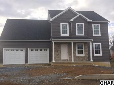 Harrisburg Single Family Home For Sale: 4531 Elwill Drive, Lot 19