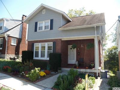 Lemoyne Single Family Home For Sale: 226 Walnut St
