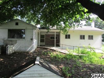 Cumberland County Single Family Home For Sale: 1760 W Trindle