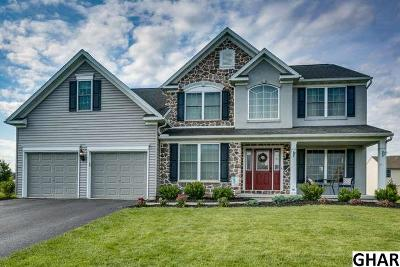 Palmyra Single Family Home For Sale: 44 Limestone Lane