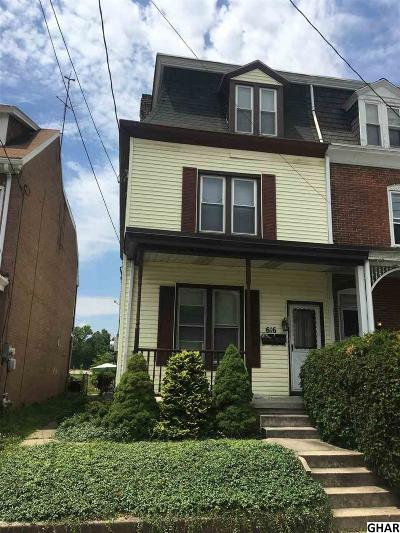 Cumberland County Multi Family Home For Sale: 616 N West St