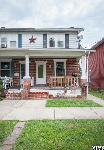Hummelstown Single Family Home For Sale: 32 Poplar Ave