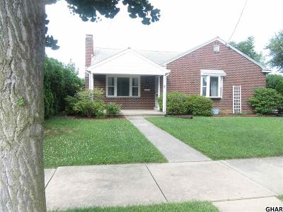 Palmyra Single Family Home For Sale: 134 N Prince St.