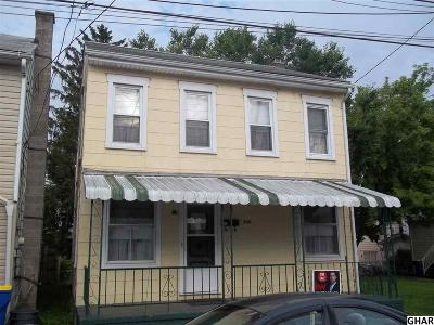 Middletown Single Family Home For Sale: 348 S Lawrence Street