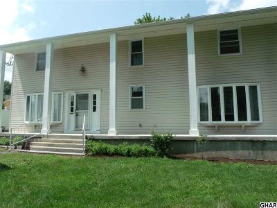 Boiling Springs Single Family Home For Sale: 104 E Springville Rd