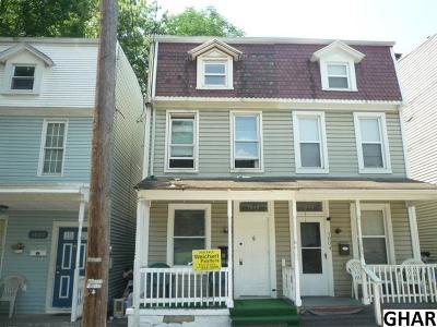 Harrisburg Single Family Home For Sale: 1002 N 19th Street