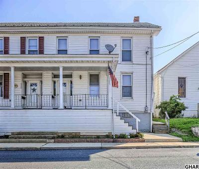 Shippensburg Single Family Home For Sale: 117 S Penn Street