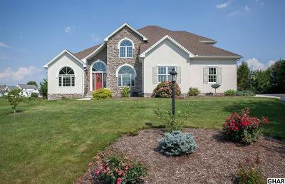 Boiling Springs Single Family Home For Sale: 3 Mulberry Ct