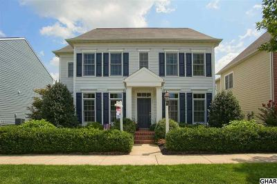 Mechanicsburg Single Family Home For Sale: 24 Tavern House Hill