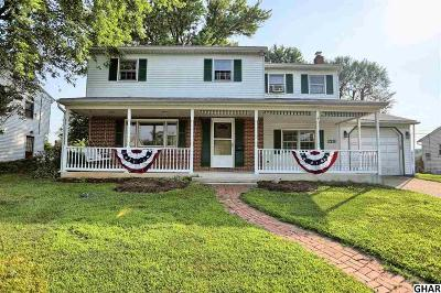 Mechanicsburg Single Family Home For Sale: 123 Yorkshire
