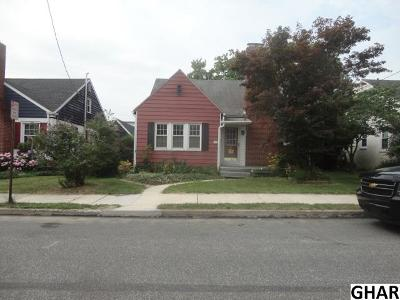 Cumberland County Single Family Home For Sale: 242 McKnight St