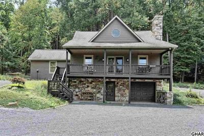 Single Family Home For Sale: 266 McCabe Road