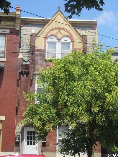 Harrisburg Multi Family Home For Sale: 1456 Market St