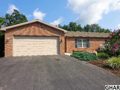 Carlisle Single Family Home For Sale: 43 Ridge Avenue