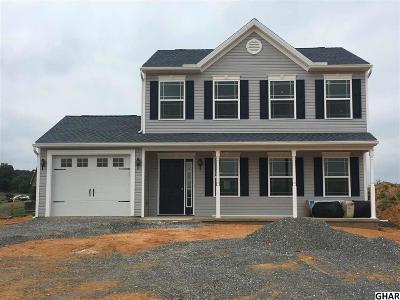 Shippensburg Single Family Home For Sale: 27 W Clarissa Drive