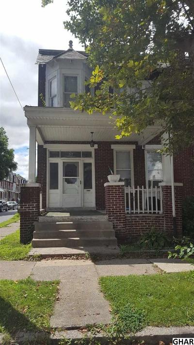 Harrisburg Single Family Home For Sale: 317 Emerald Street