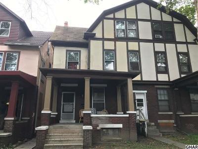 Harrisburg Multi Family Home For Sale: 1918 Market St