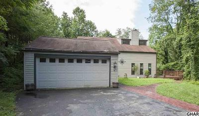 Hummelstown Single Family Home For Sale: 1 Banbury Square