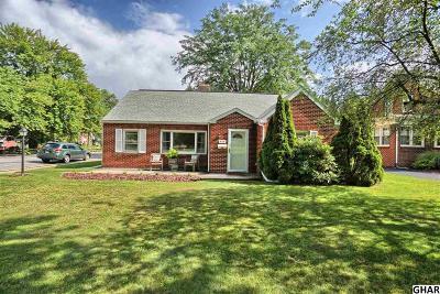Carlisle Single Family Home For Sale: 845 W South Street