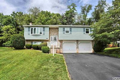 Mechanicsburg Single Family Home For Sale: 128 Sholly Drive