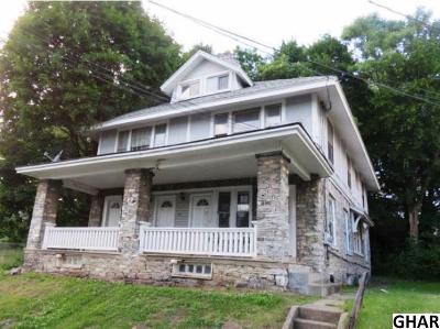Harrisburg Multi Family Home For Sale: 2712 Woodlawn St