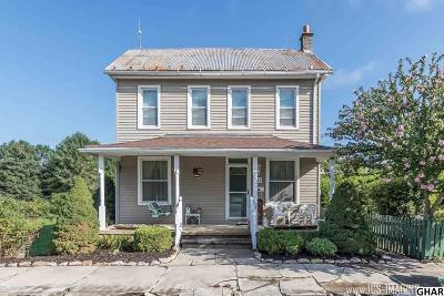 Mechanicsburg Single Family Home For Sale: 418 Valley St