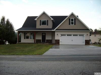 Shippensburg Single Family Home For Sale: 5 Courtney Dr