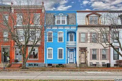 Harrisburg Single Family Home For Sale: 558 Race Street