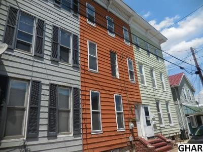 Cumberland County Single Family Home For Sale: 212 W Allen Street