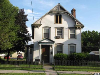 Hummelstown Multi Family Home For Sale: 237 W Main Street