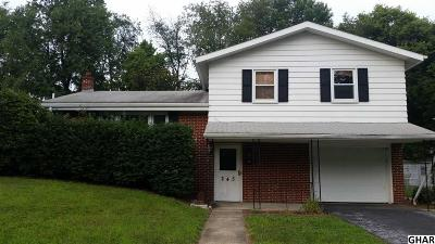 Cumberland County Single Family Home For Sale: 245 Glenn Road