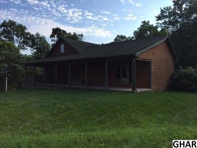 Single Family Home For Sale: 196 Dimpsey Road