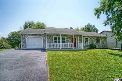 Middletown Single Family Home For Sale: 1870 Market St Extended