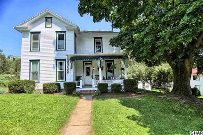 New Bloomfield Single Family Home For Sale: 17 N Apple Street