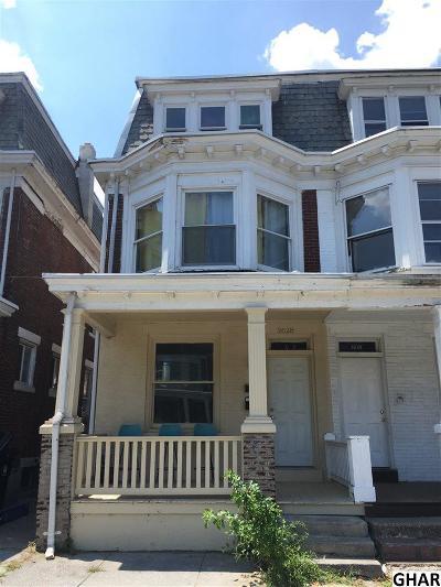 Harrisburg Multi Family Home For Sale: 2628 N 6th St