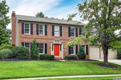 Mechanicsburg Single Family Home For Sale: 6105 Haymarket Way